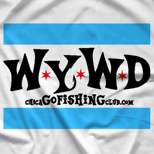 WYWD Flag White