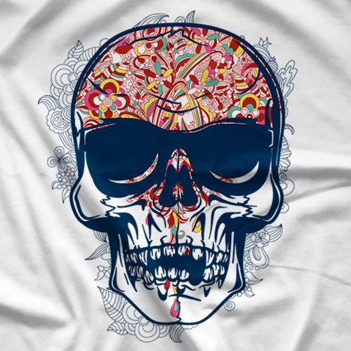 Flowerhead Skull