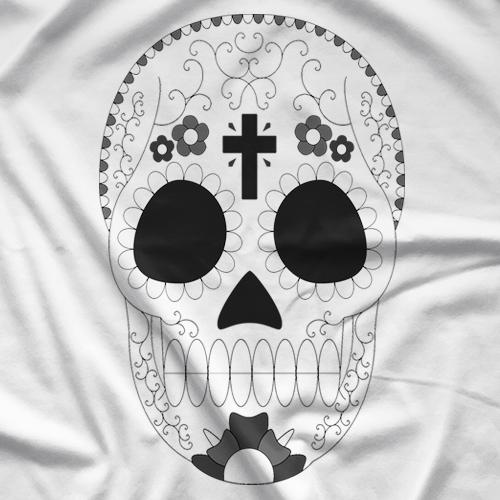 Lucha Skull T-shirt