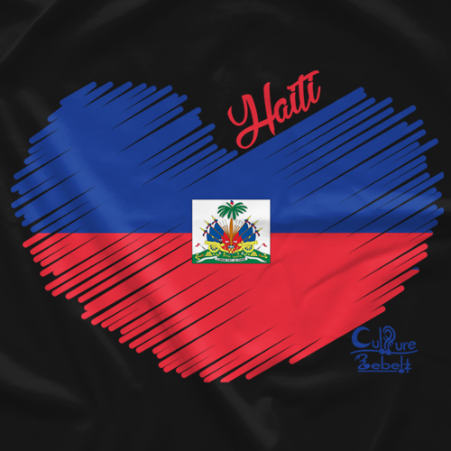 Haiti Culture Love Black