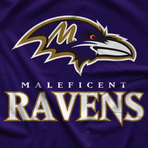 Maleficent Ravens
