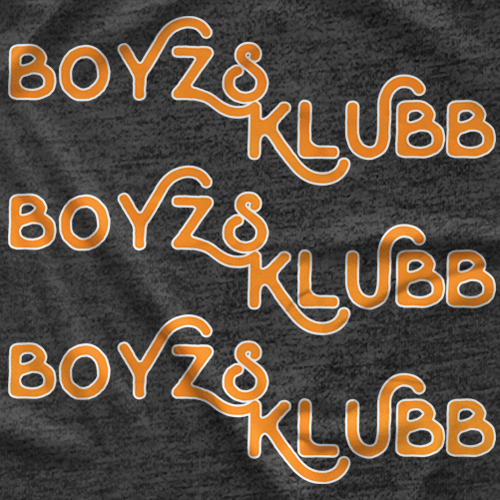 High Brow Comedy Boyzs Klubb T-shirt