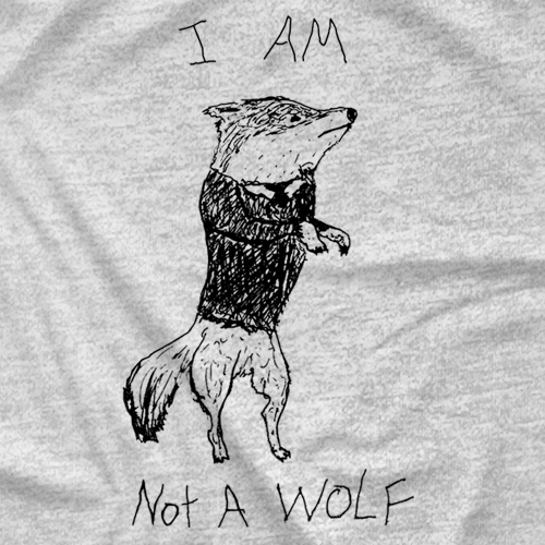 I Am Not A Wolf