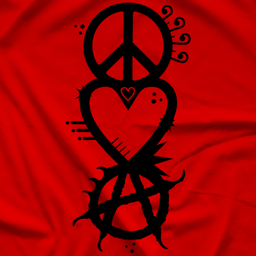 Peace Love Anarchy 2