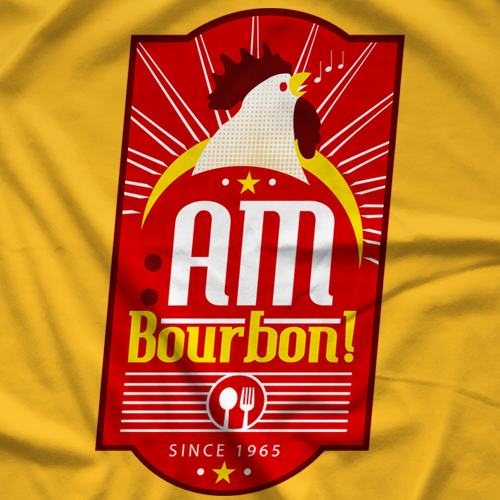 It's Time to Drink AM Bourbon T-shirt