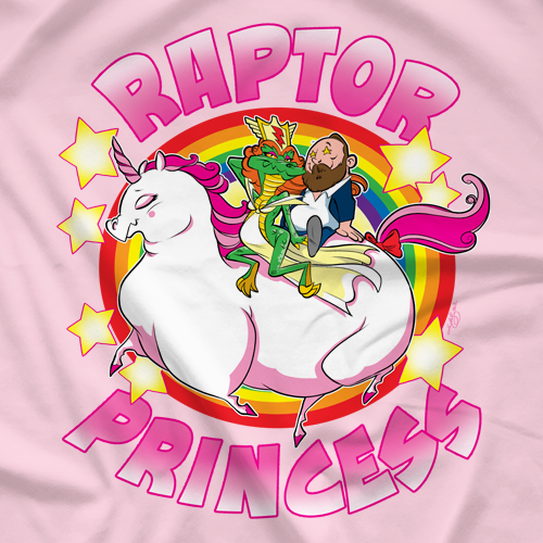 Raptor Princess