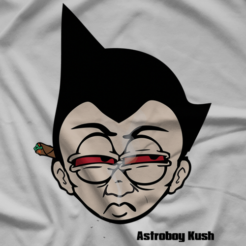 Kush Kid Collectiblez Astro Boy T-shirt