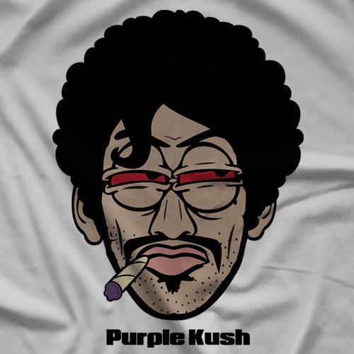Kush Kid Collectiblez Purple Kush T-shirt