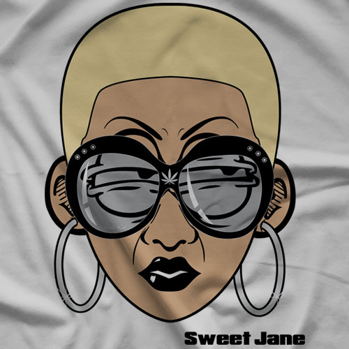 Kush Kid Collectiblez Sweet Jane T-shirt