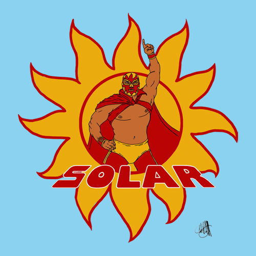 LPC Illustrated - Solar: Master of the Sun
