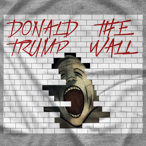 Donald Trump The Wall T-shirt