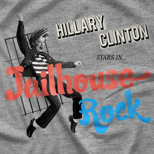 Make Music Great Again Jailhouse Rock T-shirt
