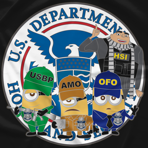 CBP Nation Minion