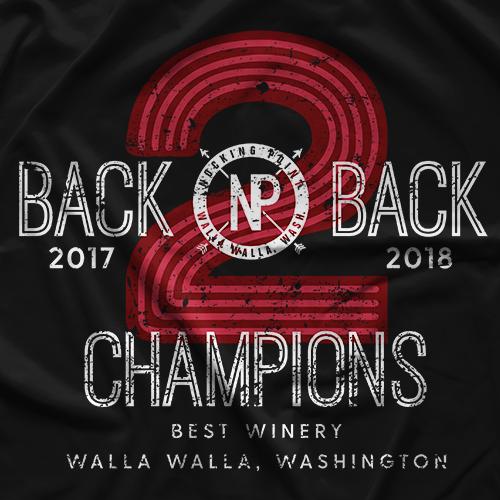 Back 2 Back Champs