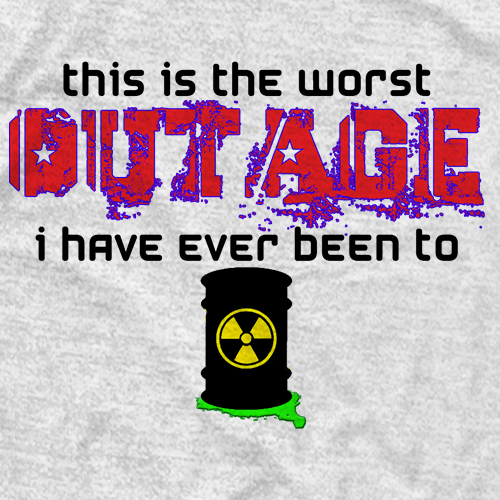 The Worst Outage