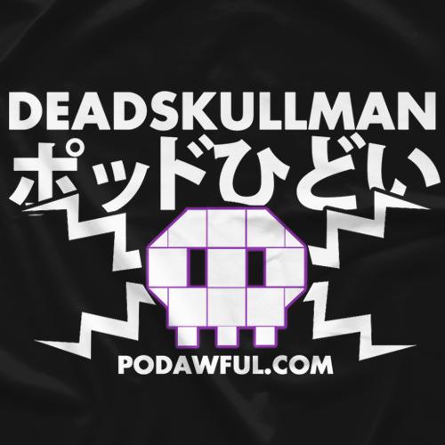 Dead Skull Man LIMITED EDITION