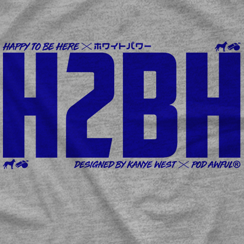 H2BH (DESIGNED BY KANYE WEST)