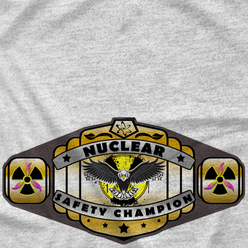 Nuclear Safety Champion