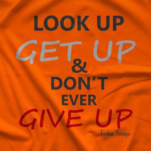 Look Up Get Up
