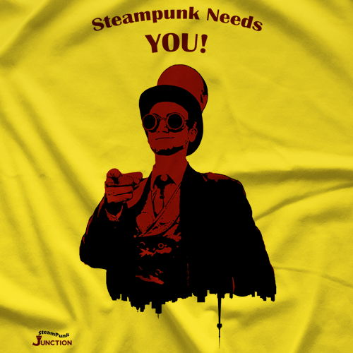 Steampunk Needs You