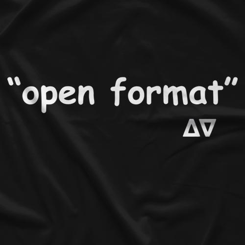 Trentino Open Format T-shirt