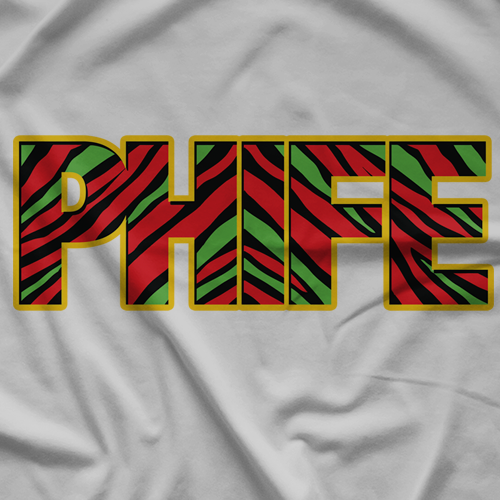 Turntable Troopers Phife T-shirt