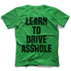 Learn To Drive T-shirt