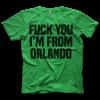 I'm From Orlando T-shirt