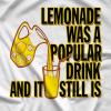Turntable Troopers White Lemonade T-shirt