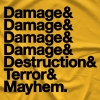Turntable Troopers Destruction T-shirt