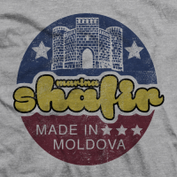 Made In Moldova T-shirt