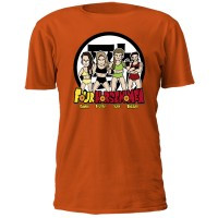Four Horsewomen DBZ T-shirt