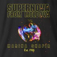 Supernova From Moldova T-shirt