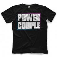 Jacky & Stephen Power Couple T-shirt