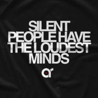 Albert Ray Collection Silent People T-shirt