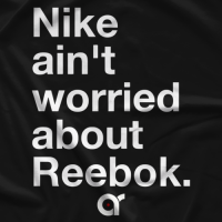 Albert Ray Collection Nike Ain't Worried T-shirt