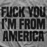 I'm From America T-shirt