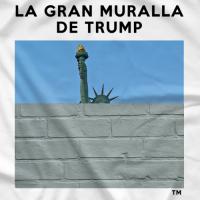 Trump Wall Spanish