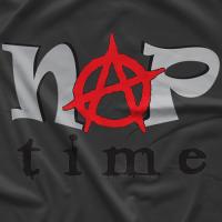 Incite Tees NAP Time T-shirt