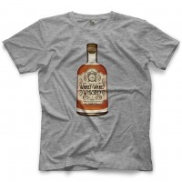 It's Time to Drink Full Bottle T-shirt
