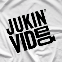 Jukin Video White T-shirt