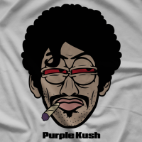 Kush Kid Collectiblez Purple Kush T-shirt
