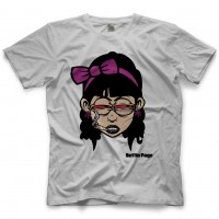 Kush Kid Collectiblez Bettie Page T-shirt