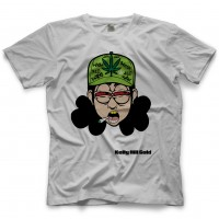 Kush Kid Collectiblez Kelly Hill Gold T-shirt
