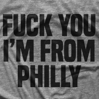 I'm From Philly T-shirt