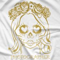 Sugar Skull Photographer