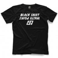 Trentino White Print T-shirt