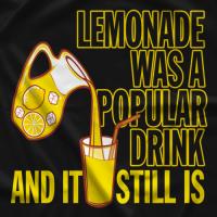 Turntable Troopers Lemonade T-shirt