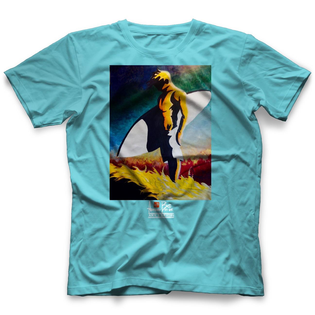Abram boise the ranch t shirt for Boise t shirt printing
