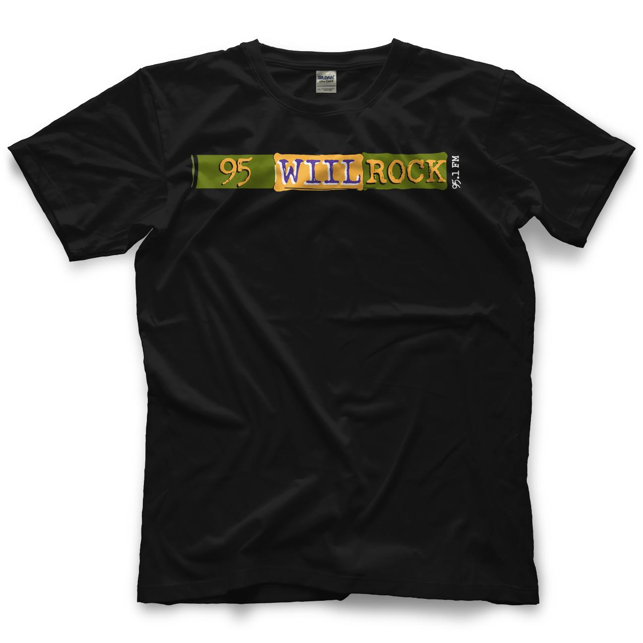 95 Will Rock 95 Will Rock T-shirt